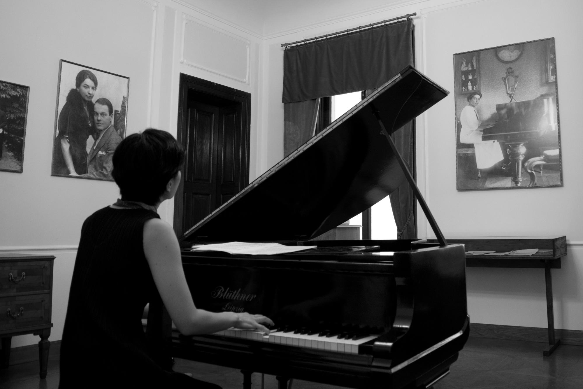 メディア情報 - YOKO NISHII | pianist